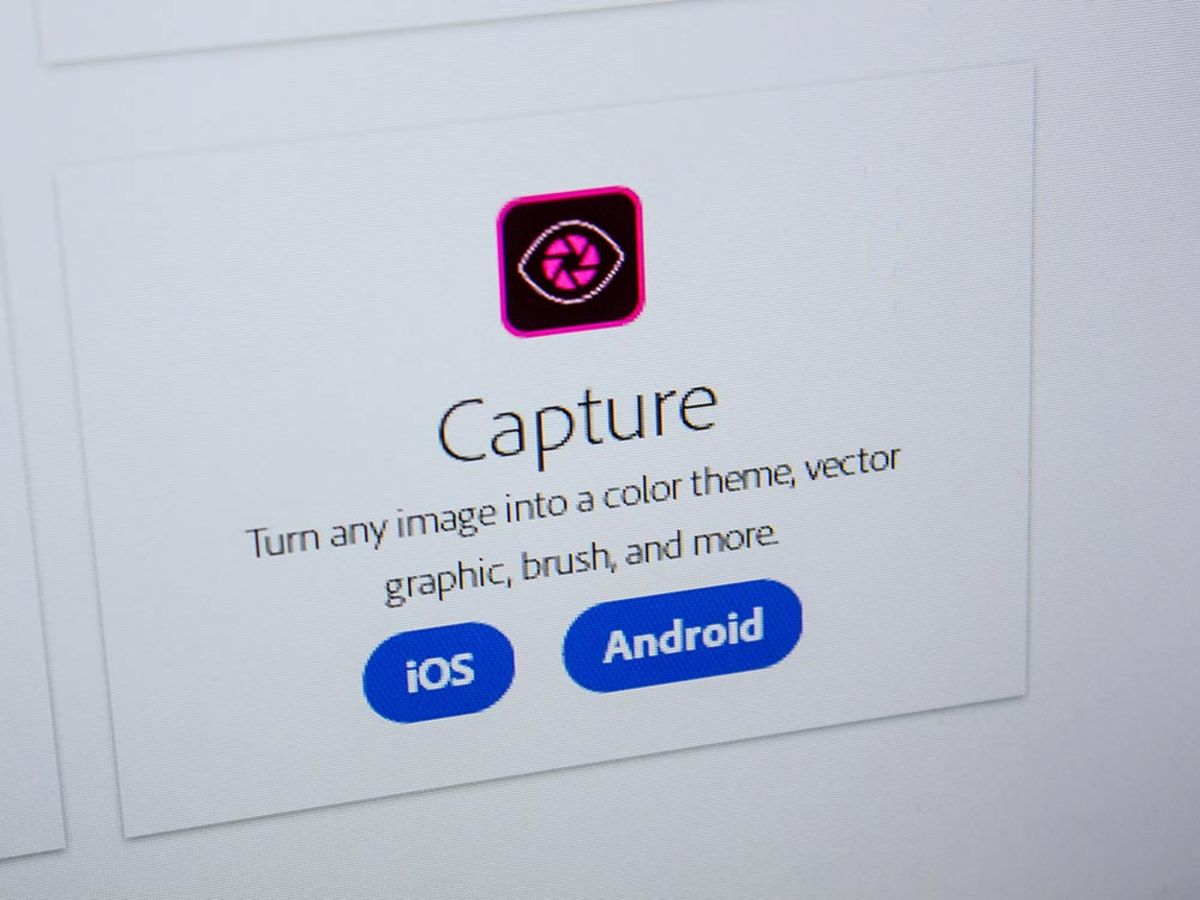 「デザイナーの業務を効率化してくれる無料アプリ「Adobe Capture」の使用方法」の見出し画像