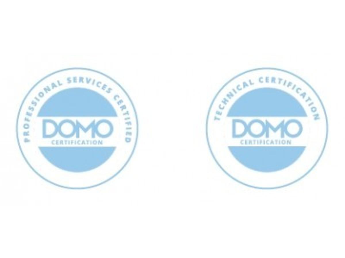 「アンダーワークス、Domoサービスコンサルタント認定を取得」の見出し画像