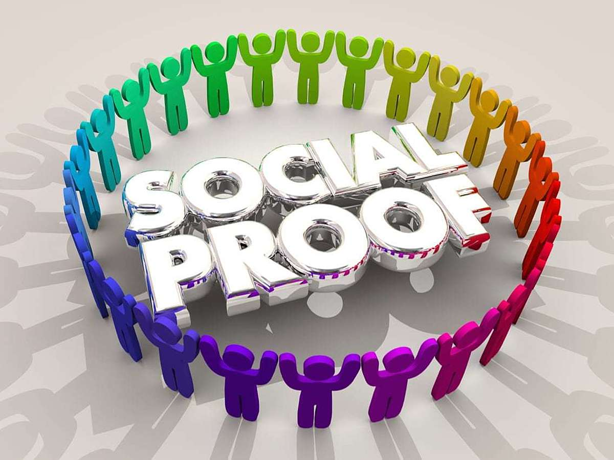 「ソーシャルプルーフを活用してユーザー行動を促そう!」の見出し画像
