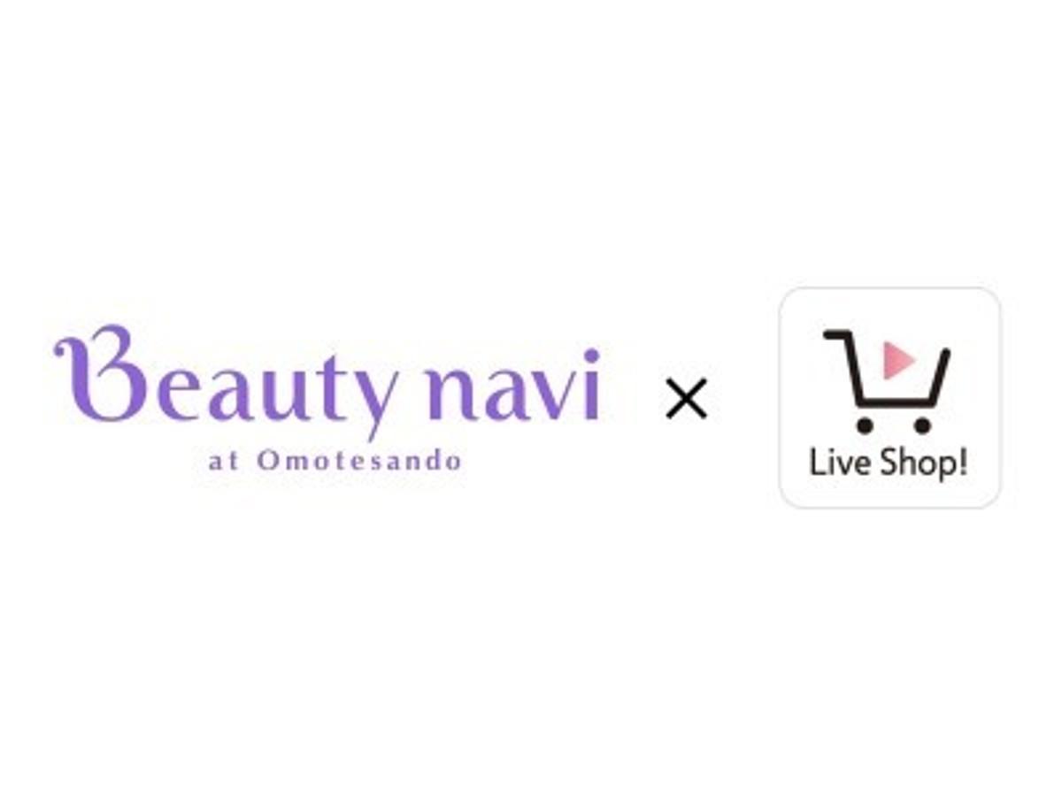 「Beauty naviとCandeeが協業。5月にオープンする「Beauty navi at Omotesando」で、「リアル店舗×ライブコマース」によるライブ配信サービスを提供開始 」の見出し画像