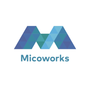 「Micoworks株式会社」のロゴ