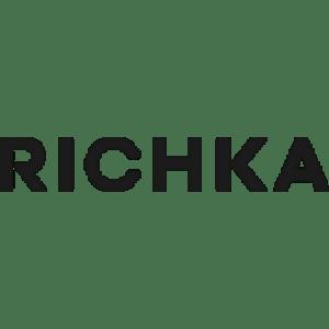 「株式会社リチカ」のロゴ