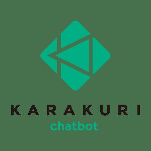 「カラクリ株式会社」のロゴ