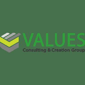 「株式会社ヴァリューズ」のロゴ