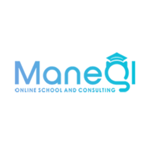 「株式会社Maneql」のロゴ