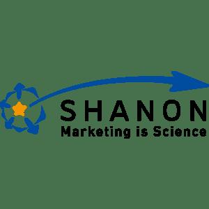 「株式会社シャノン」のロゴ