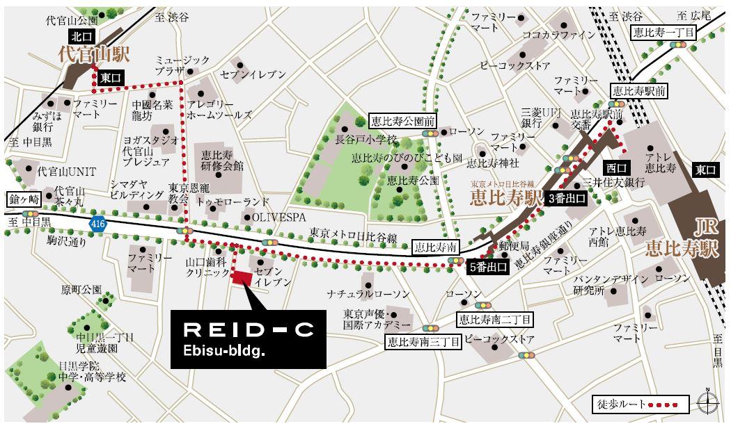 現地案内図(リードシー恵比寿ビル).JPG