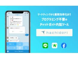 ツール「hachidori」の説明画像