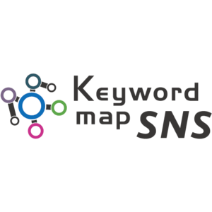 ツール「Keywordmap for SNS」のロゴ