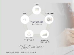 ツール「webマーケティング オールインワンサービス」の説明画像