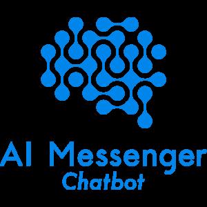 「AI Messsenger Chatbot」のロゴ