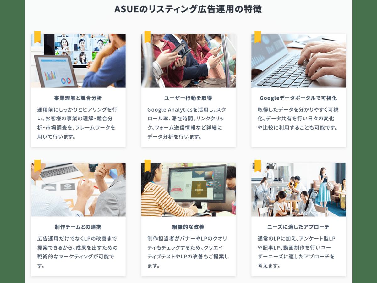 「リスティング広告・SNS広告運用代行」の説明画像2